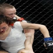 Video: Rose Namajunas takes out Waterson with beautiful submission