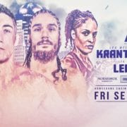 Derrick Krantz and Andrea Lee put their belts on the line at LFA 23