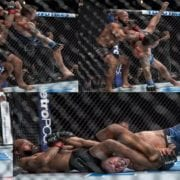 Video: Watch Demetrious Johnson's Submission Of The Year candidate