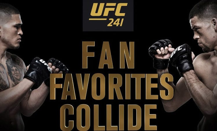 Video: El imperdible promocional para Pettis vs. Diaz en UFC 241