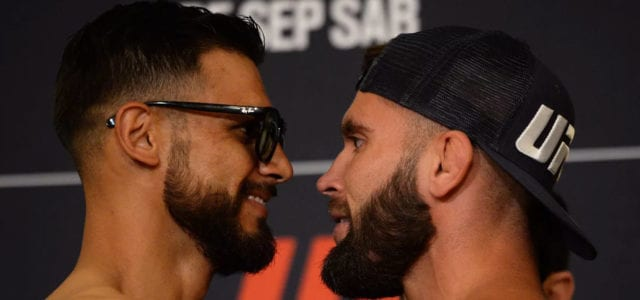 Surge el video del altercado entre Yair Rodríguez y Jeremy Stephens