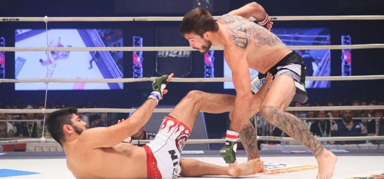 Video: Johnny Case KOs de Souza and advances to Rizin semifinal