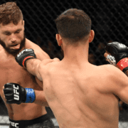 Resultados: UFC on ESPN+ 17: Rodriguez vs. Stephens