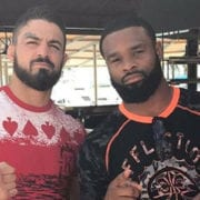 Tyron Woodley sale en defensa de Mike Perry tras controversial video